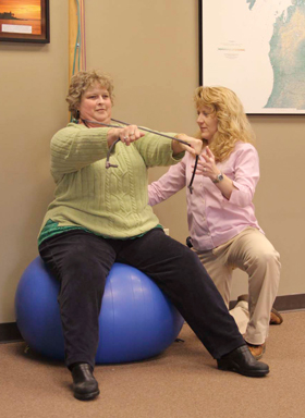 Body Mechanix: Services - Therapeutic Exercise